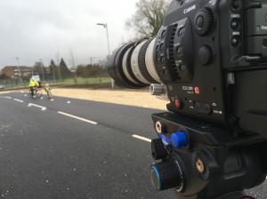 4K video film camera