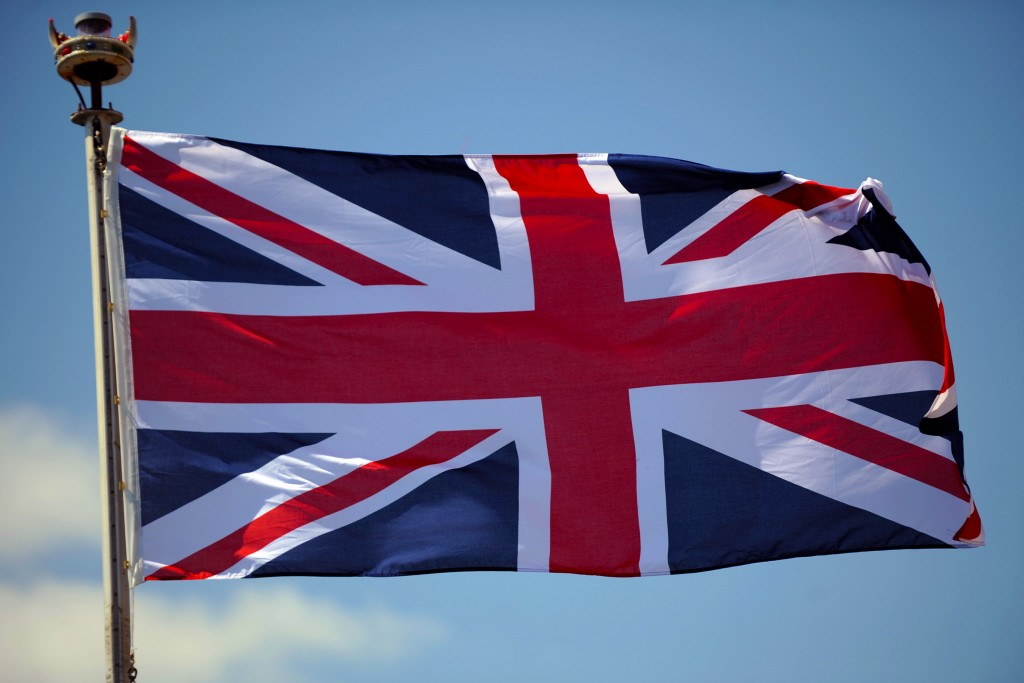 The Union Jack Flag