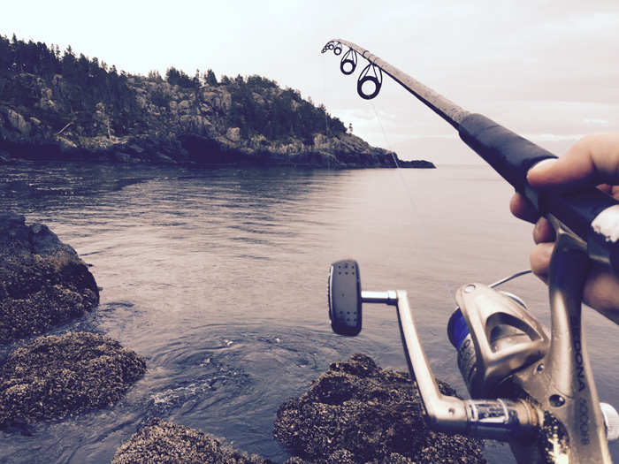 fishingatConference