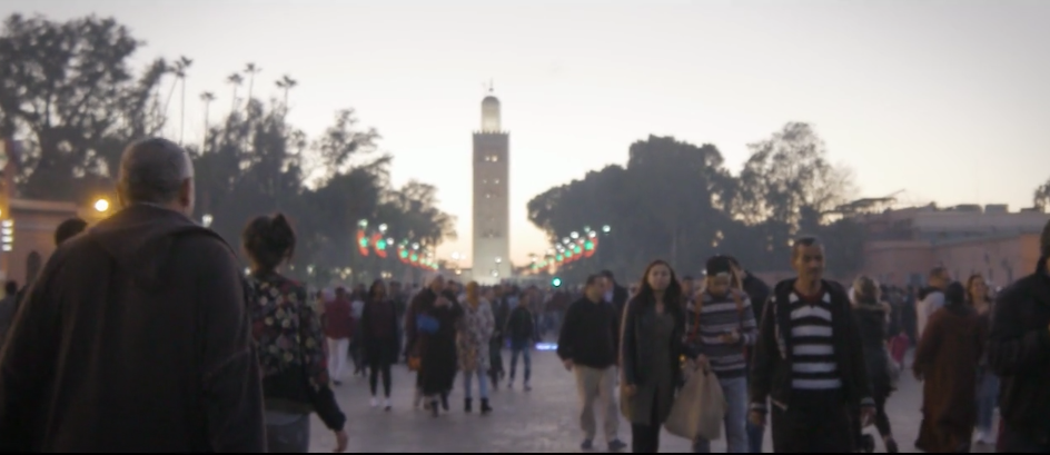 Marrakech Conference Destination