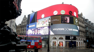 Piccadilly Circus Screens